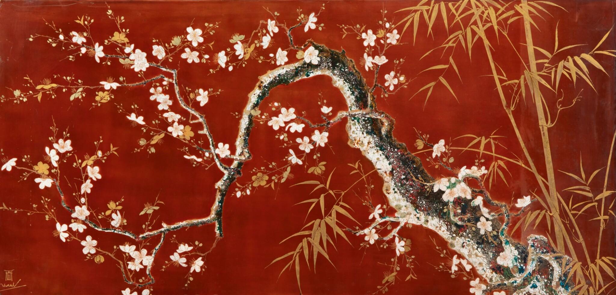 View full screen - View 1 of Lot 4508. Prunus   杏树.