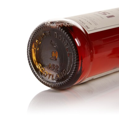 View 4. Thumbnail of Lot 34. The Macallan Fine & Rare 51 Year Old 52.3 abv 1951 .