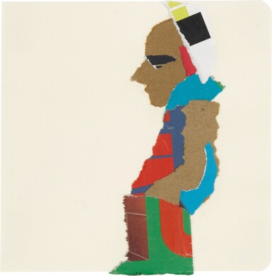 View 6. Thumbnail of Lot 801. DEBORAH ROBERTS | THE HISTORY OF EVERYTHING, PART THREE.