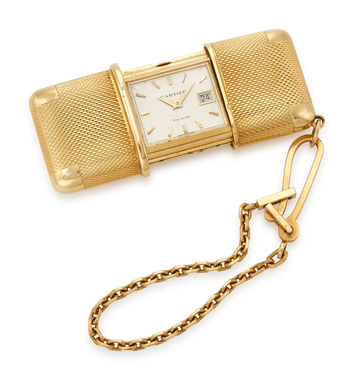 View full screen - View 1 of Lot 39. Ermeto Pocket -watch (Orologio da tasca).