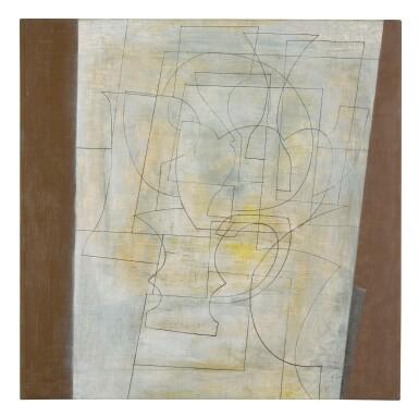 View 1. Thumbnail of Lot 84. BEN NICHOLSON   MAY 1955 (GREEN CHISEL).
