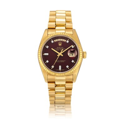 """View 1. Thumbnail of Lot 2139. Rolex 