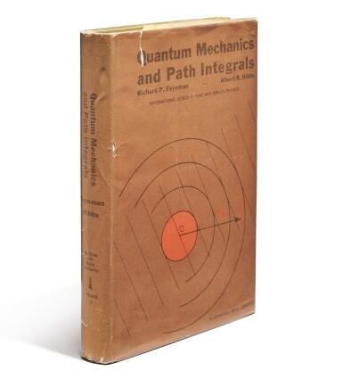 FEYNMAN, RICHARD P.  | QUANTUM MECHANICS & PATH INTEGRALS. FIRST EDITION, PRESENTATION COPY.