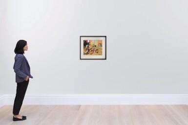 PINOCCHIO (1940) ORIGINAL ARTWORK, BRITISH