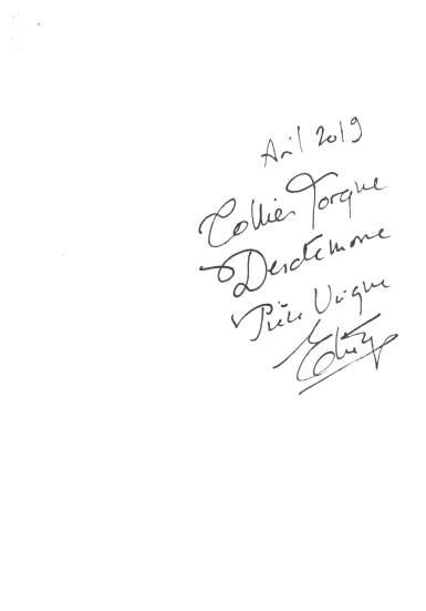 View 6. Thumbnail of Lot 9. Elie Top, Ebony, Gem-Set and Diamond Necklace [Collier Ébène, Pierres de Couleur et Diamants], 'Desdémone'.