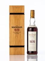 The Macallan Fine & Rare 32 Year Old 54.9 abv 1970 (1 BT70)