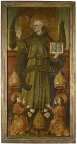 TOMÁS GINER   Saint Bernardino of Siena