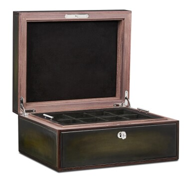 Berluti | Watch Box (Coffret à Montres) [1 Item / Article]