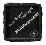 BRAM BOGART | BLAUWZWART