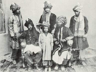 Bremner | Baluchistan illustrated, Quetta, 1900