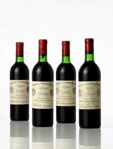 View 1. Thumbnail of Lot 3433. Château Cheval Blanc 1969  (1 BT).