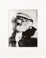 Weegee | Andy Warhol Distortion, c. 1965