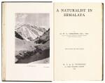 Hingston   A naturalist in Himalaya, 1920
