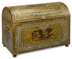 A LACQUER CHEST FOR THE PORTUGUESE MARKET, MOMOYAMA PERIOD, LATE 16TH CENTURY