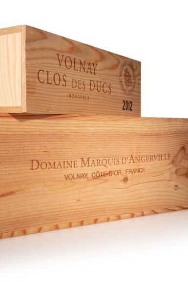 Volnay, Clos des Ducs 2009 Marquis d'Angerville (12 BT)