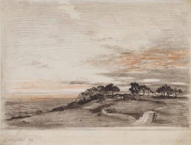 GEORGE RICHMOND, R.A.   Sevenoaks, Kent