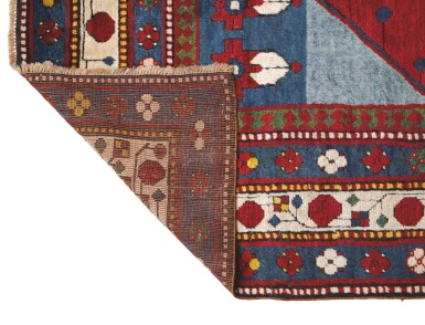 A LENKORAN RUG, SOUTH CAUCASUS