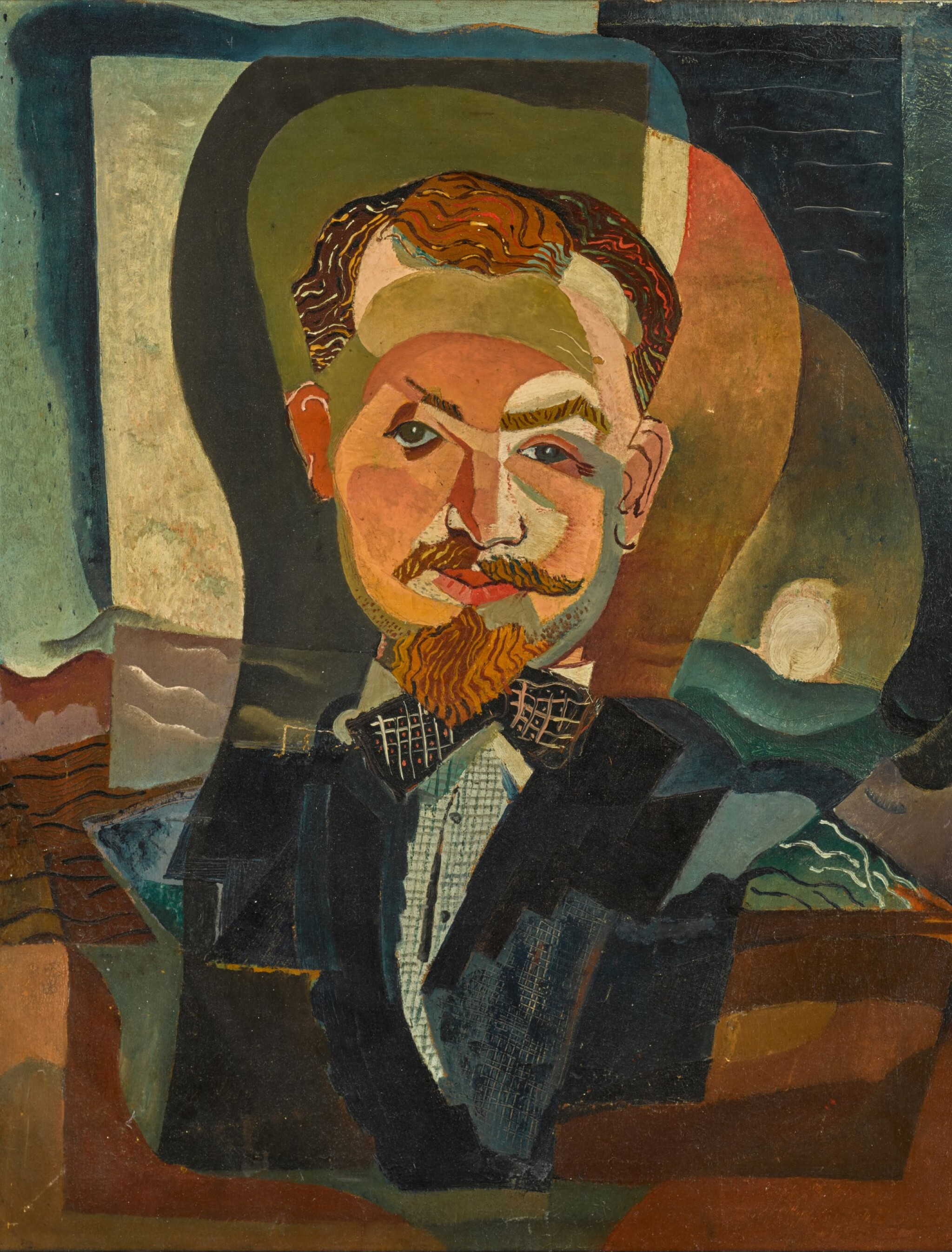 Portrait of Lucien Fabre