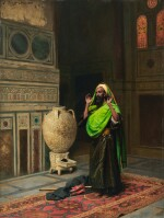 LUDWIG DEUTSCH   THE MORNING PRAYER