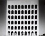 HIROSHI SUGIMOTO    'E. U. R. PALAZZO DELLA CIVILTÀ ITALIANA', (FROM THE SERIES ARCHITECTURE), 1998