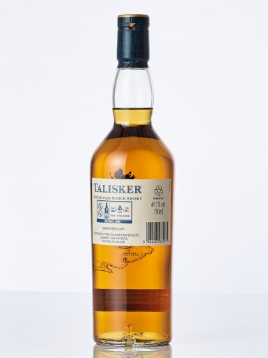 View 2. Thumbnail of Lot 2002. Talisker 43 Year Old Xpedition Oak 49.7 abv NV (1 BT70).
