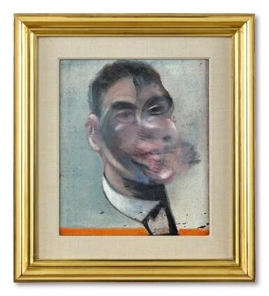 View 2. Thumbnail of Lot 1128. FRANCIS BACON 弗朗西斯・培根 | STUDY FOR A PORTRAIT 肖像習作.