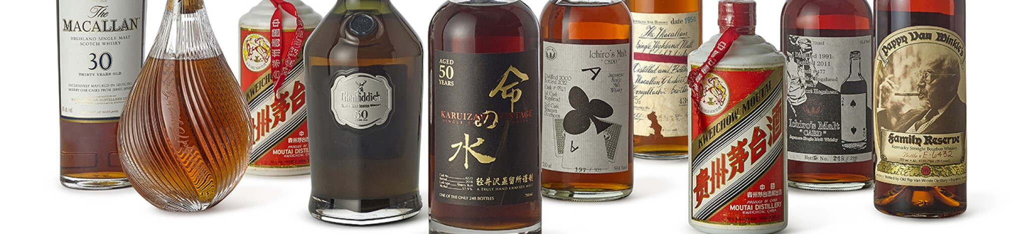 Distilled | Whisky + Moutai + More