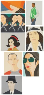 ALEX KATZ | ALEX AND ADA, THE 1960'S TO THE 1980'S