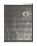 LUNAR ORBITER IV. CRATER COPERNICUS AND TIMOCHARIS IN THE MARE IMBRIUM, 1967.