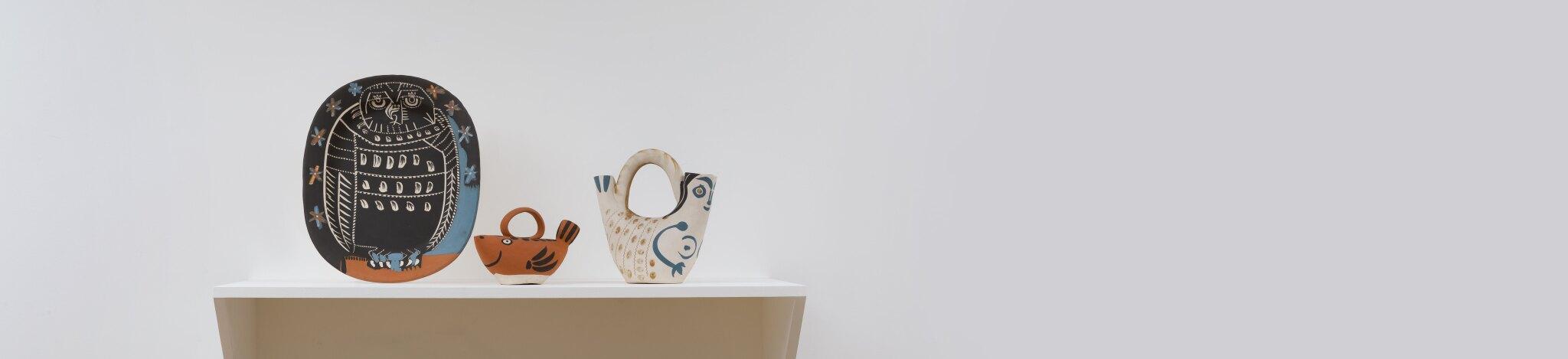 Picasso Ceramics: Colours of the Côte d'Azur