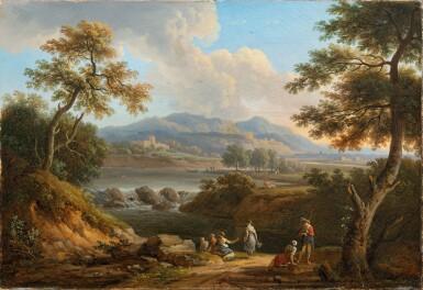 View 1. Thumbnail of Lot 185. A Landscape.