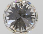 A 1.02 Carat Round Diamond, J Color, VS2 Clarity