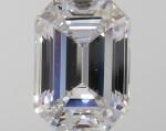 A 3.03 Carat Emerald-Cut Diamond, G Color, VS2 Clarity