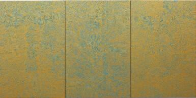 View 1. Thumbnail of Lot 126. YAYOI KUSAMA | INFINITY NETS (G.E.R) .
