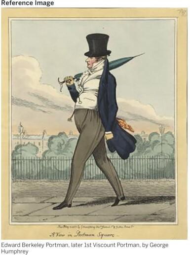 View 2. Thumbnail of Lot 33.  A REGENCY SILVER MEAT PLATTER, PAUL STORR, LONDON, 1818.