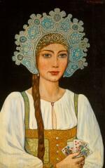 ILYA SERGEEVICH GLAZUNOV | Russian Beauty