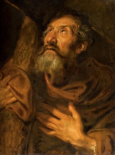 SIR ANTHONY VAN DYCK | SAINT PHILIP