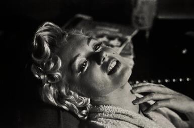 ELLIOTT ERWITT   'MARILYN MONROE', NEW YORK, 1956