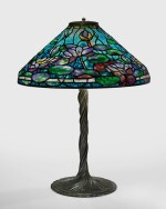 "TIFFANY STUDIOS | ""POND LILY"" TABLE LAMP"