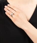 BAGUE DIAMANT, BULGARI | DIAMOND RING, BULGARI