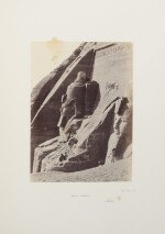 FRITH, FRANCIS | Egypt and Palestine Photographed and Described. London: James S. Virtue, [1858-1859]