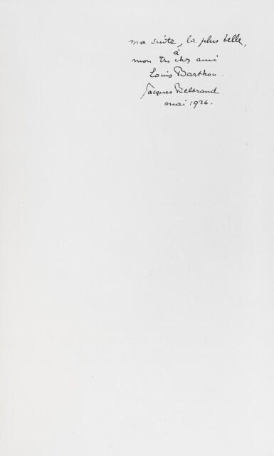 View 5. Thumbnail of Lot 129. Carnets de voyage en Italie, 1925. Avec deux aquarelles originales de Denis.