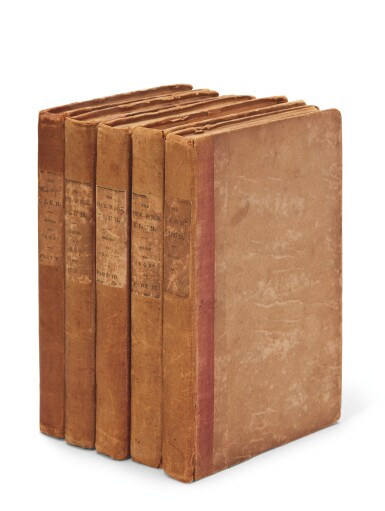 Dickens, The Posthumous Papers of the Pickwick Club, 1836-1837, first American edition