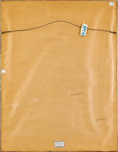 View 8. Thumbnail of Lot 4514. (i) Le Fleurs (ii) An associated lithograph of Le Fleurs (Hors Commerce 1) | (I)花卉  (II)相關石版畫.