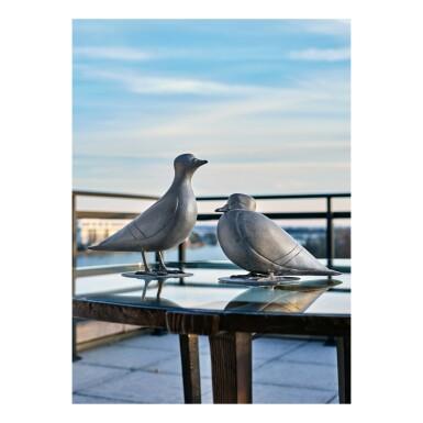 View 1. Thumbnail of Lot 125. Pigeons de Southampton I & II.