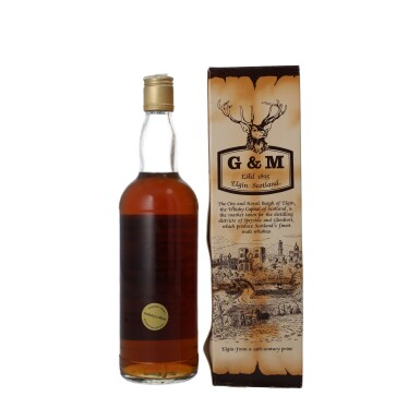 View 2. Thumbnail of Lot 98. Mixed Bottles Of G&M Connoisseur's Choice From Speyside (4 bts 75cl).