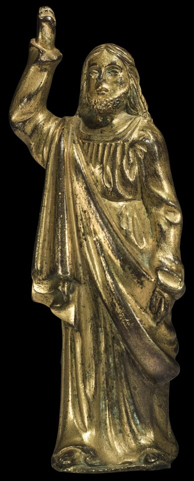 NORTH ITALIAN, EARLY 15TH CENTURY | CHRIST