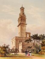 MADDOX, WILLES | LANSDOWN TOWER BATH. 1844