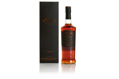 BOWMORE 25 YEAR OLD 43.0 ABV NV