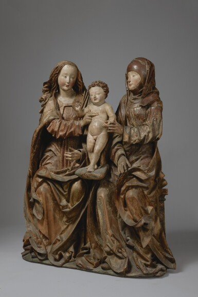 The Virgin and Child with Saint Anne (Anna Selbdritt)
